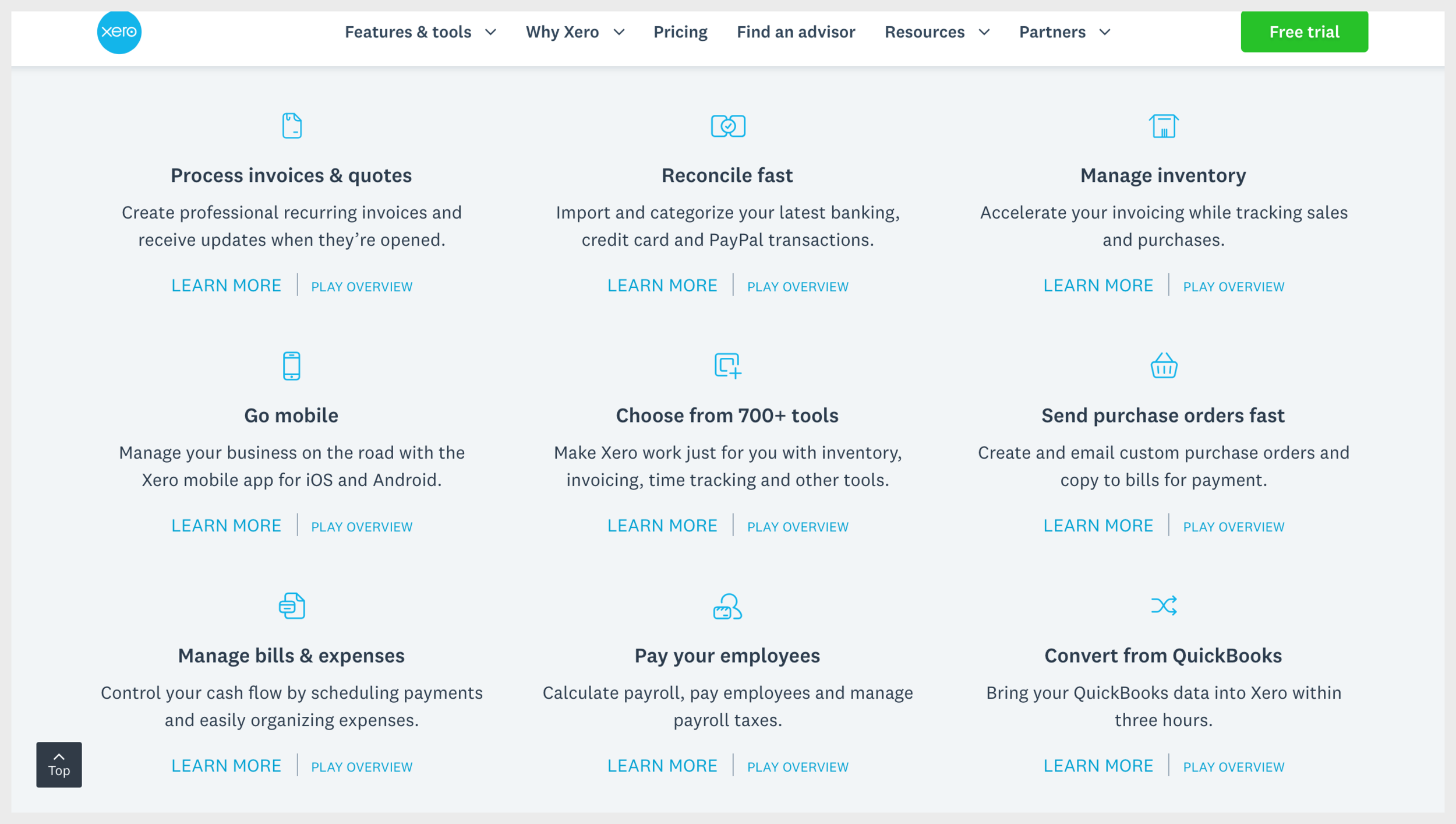 middle-of-page-cta-xero-example