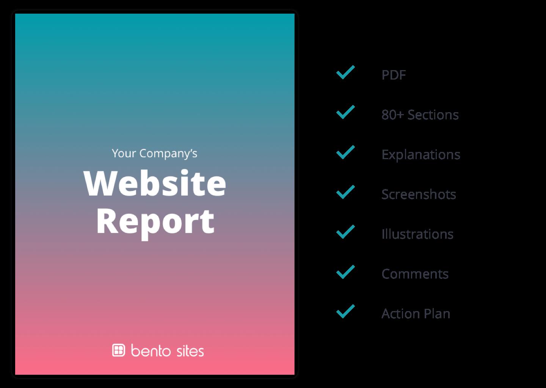 website-report
