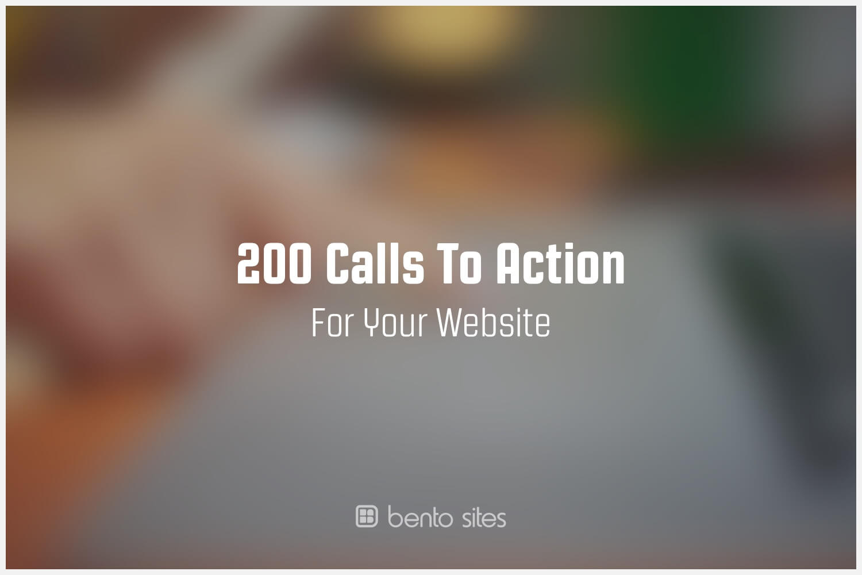 website-calls-to-action