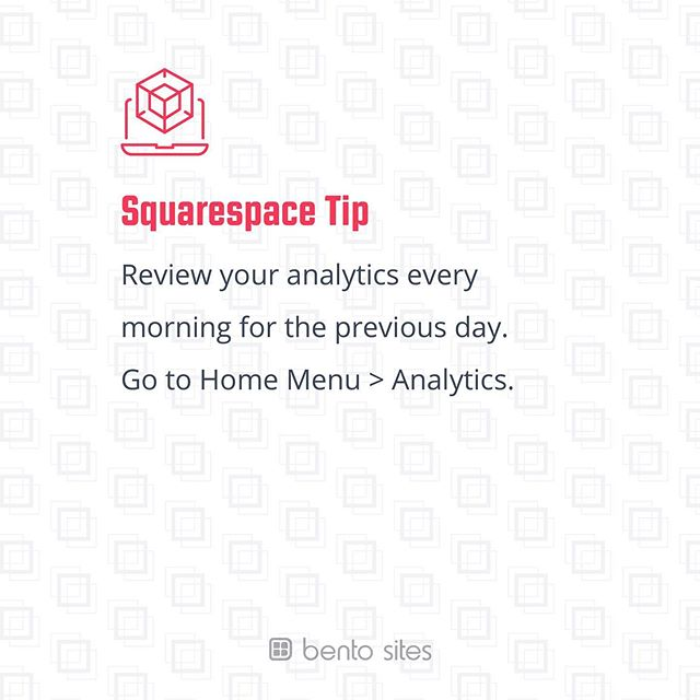 Want to learn more about Squarespace? Visit https://bentosites.com/blog