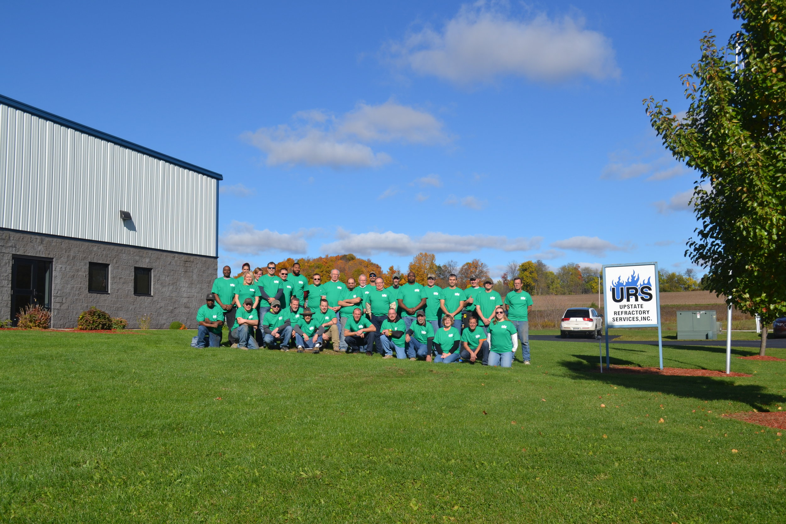 All Employees, Safety Day 2016