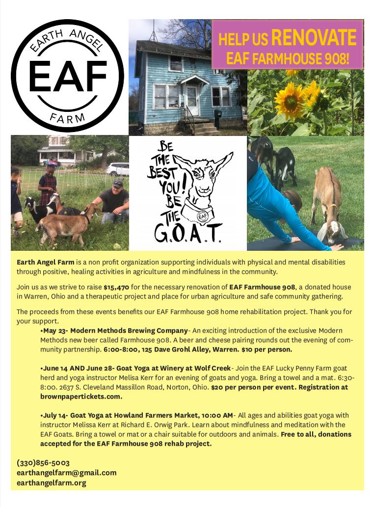 EAF 2018 Events