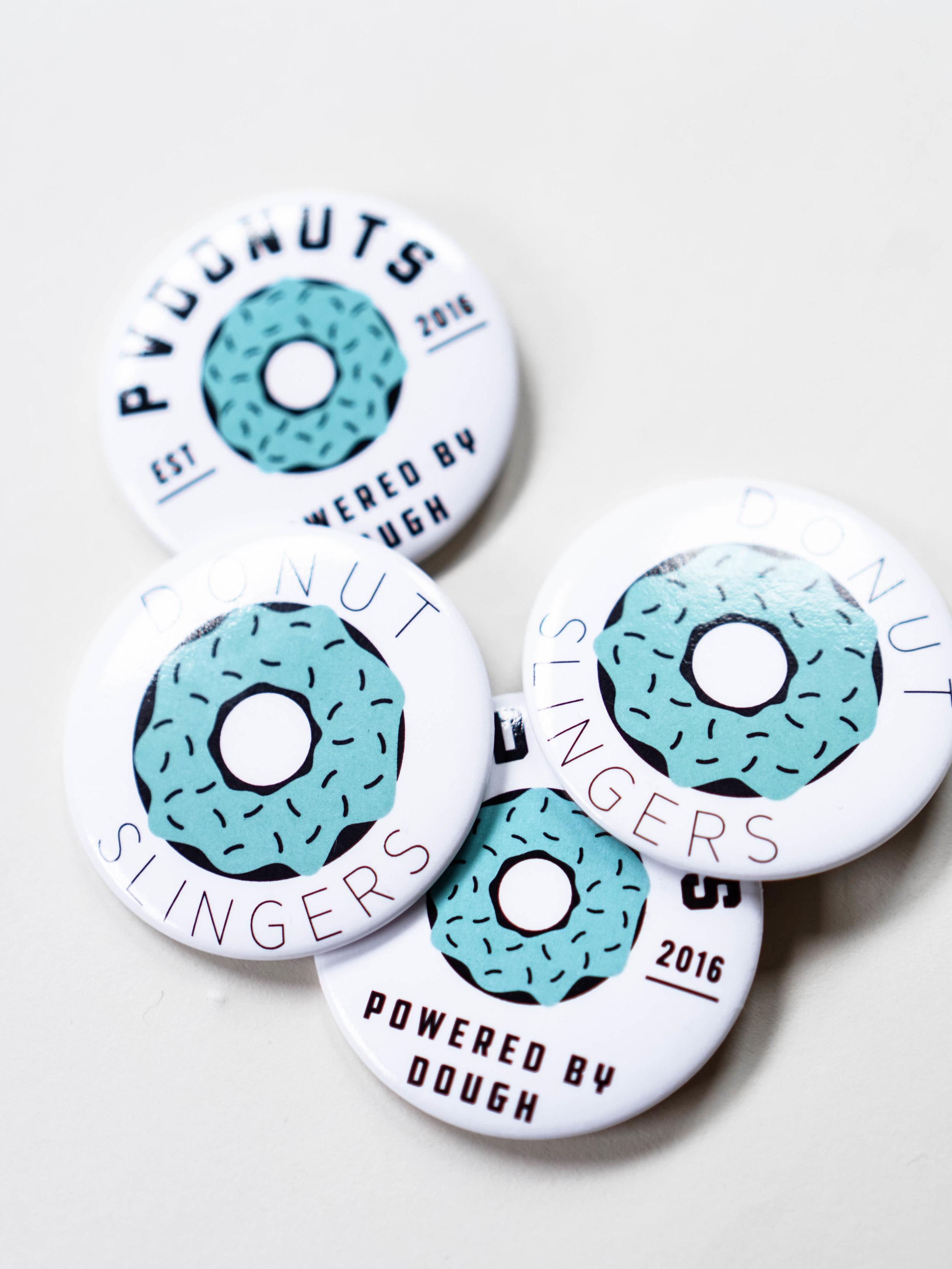 Buttons - $1 each