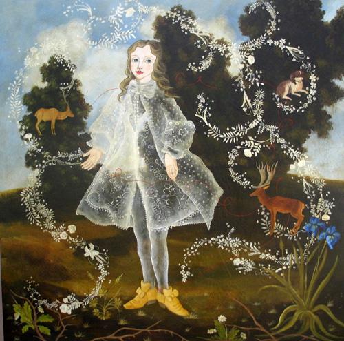 Anne Siems – Paintings