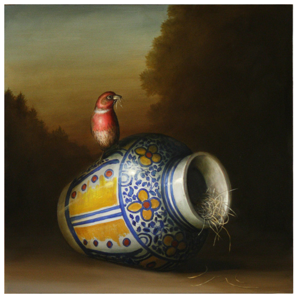 Mexican Vase and Nest