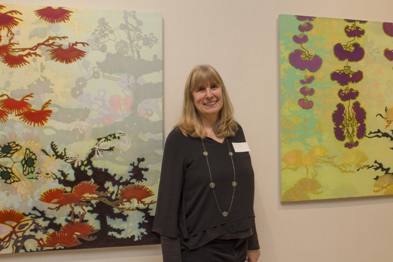 'Art in Bloom' at Flinn Gallery Radiates with Natural Beauty