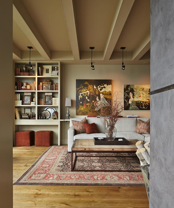 The right mix: Modern house incorporates the best of its Tudor past