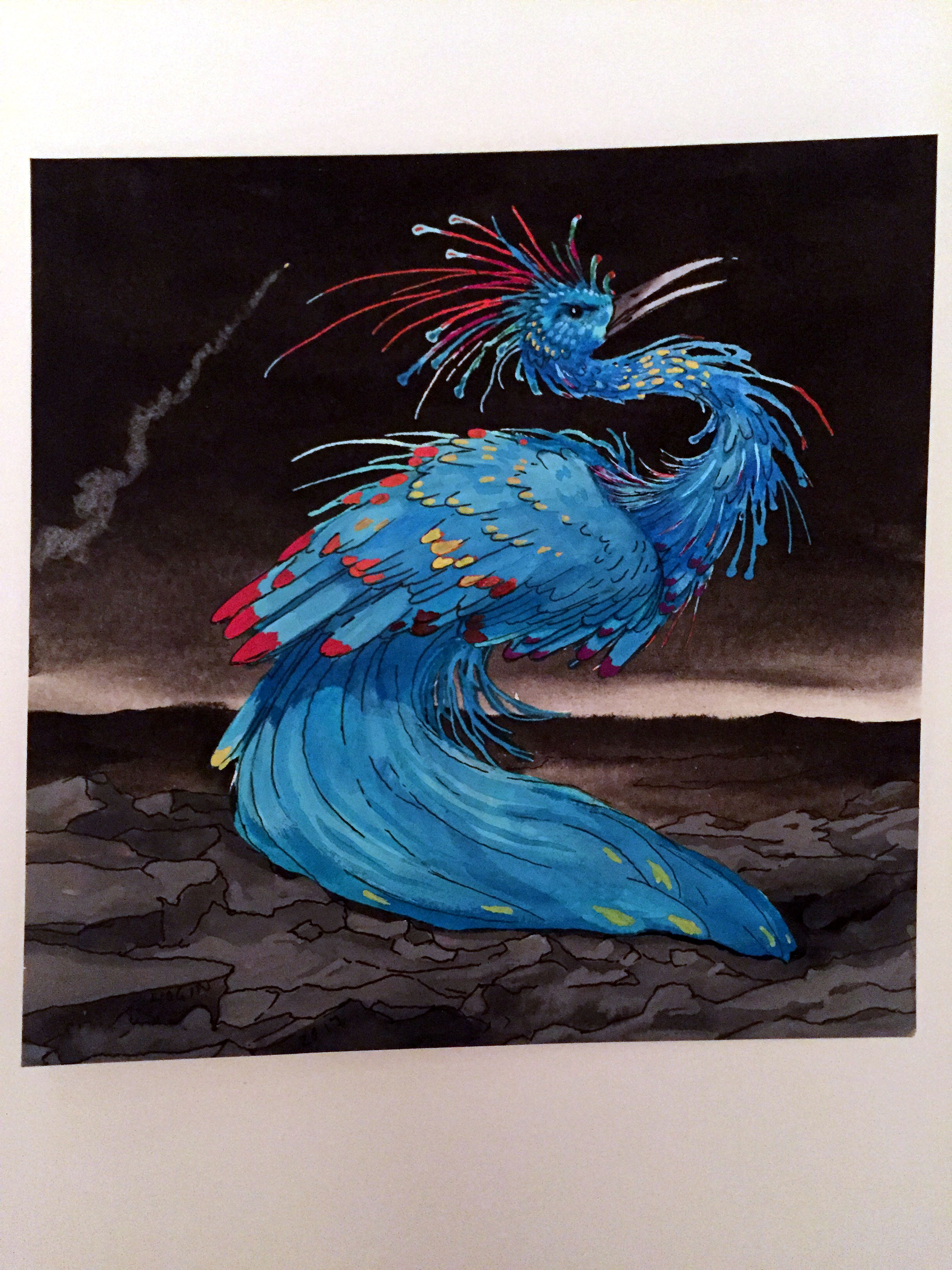 Reality Commix Blue Bird