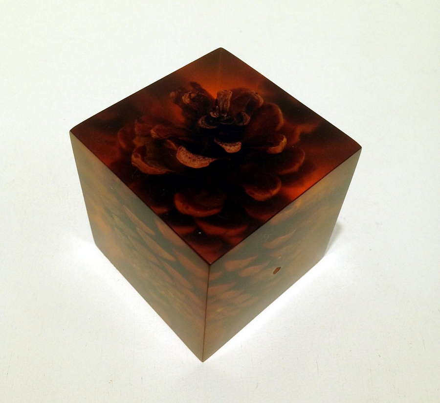 Memory Block 412 (rust orange)