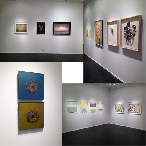 Group Exhibition - Wednesday March 23-Saturday April 22