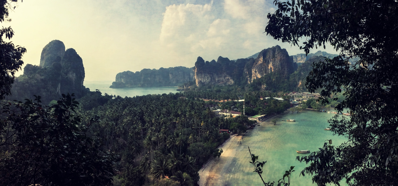 View of Railay East.