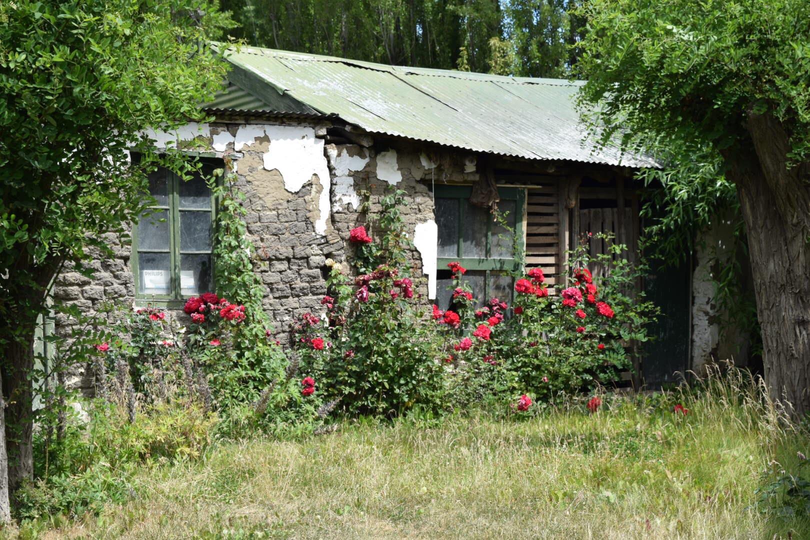 """La primera vivienda or """"the first home"""" in El Calafate, Santa Cruz province"""