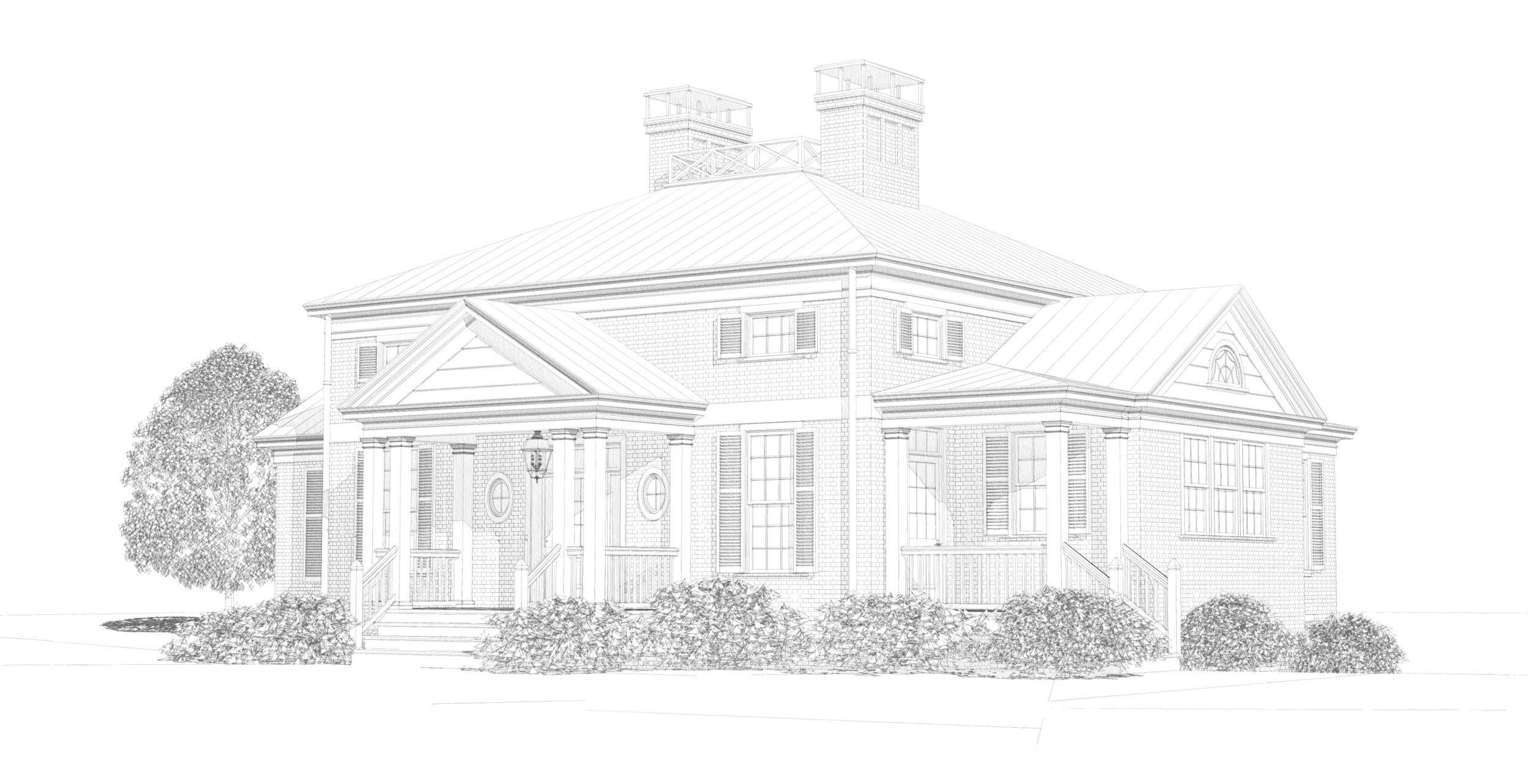 Charlottesville Residence