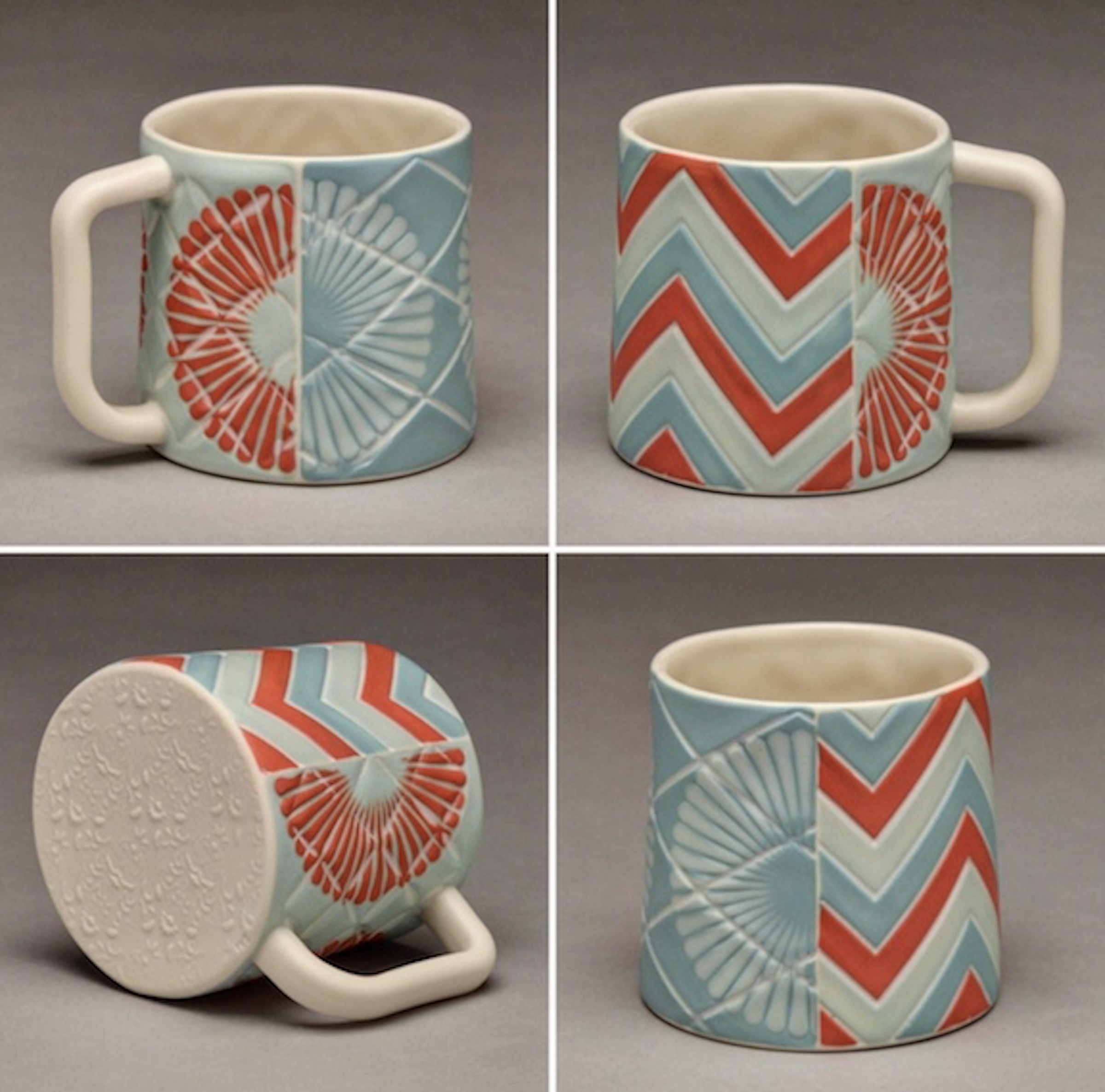 Turquoise and Red Mug.jpg