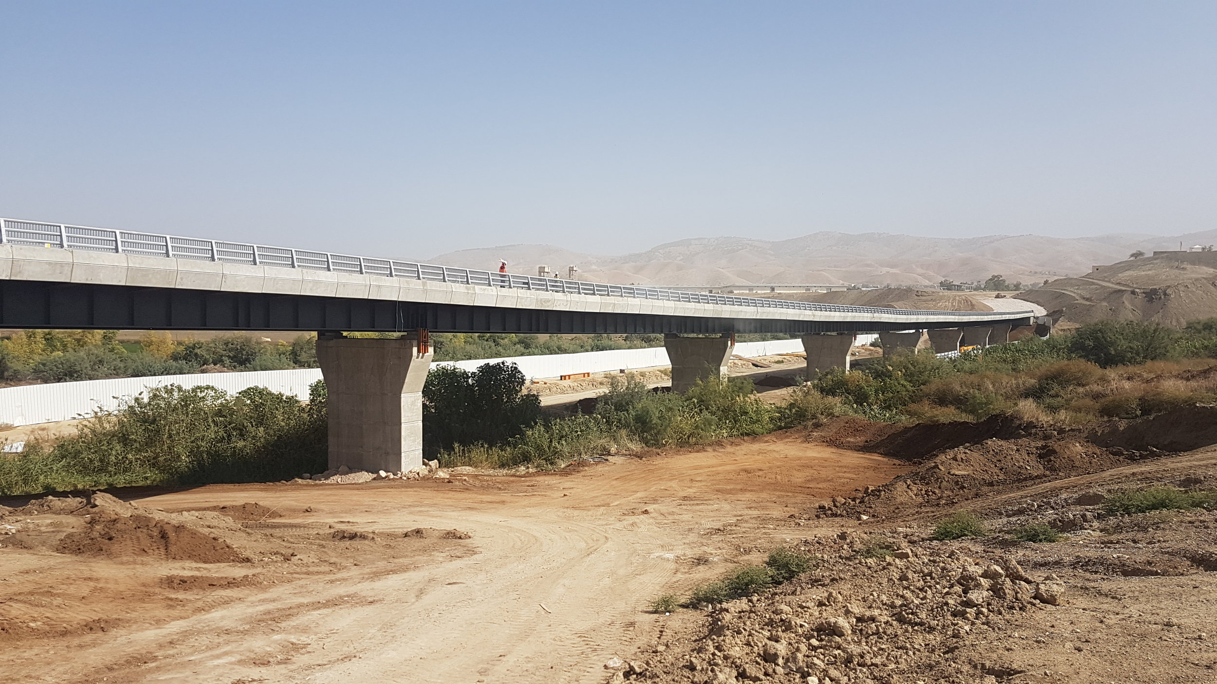 Jordan Gateway Bridge