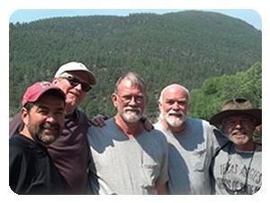 Wilderness Dance Participants in Colorado