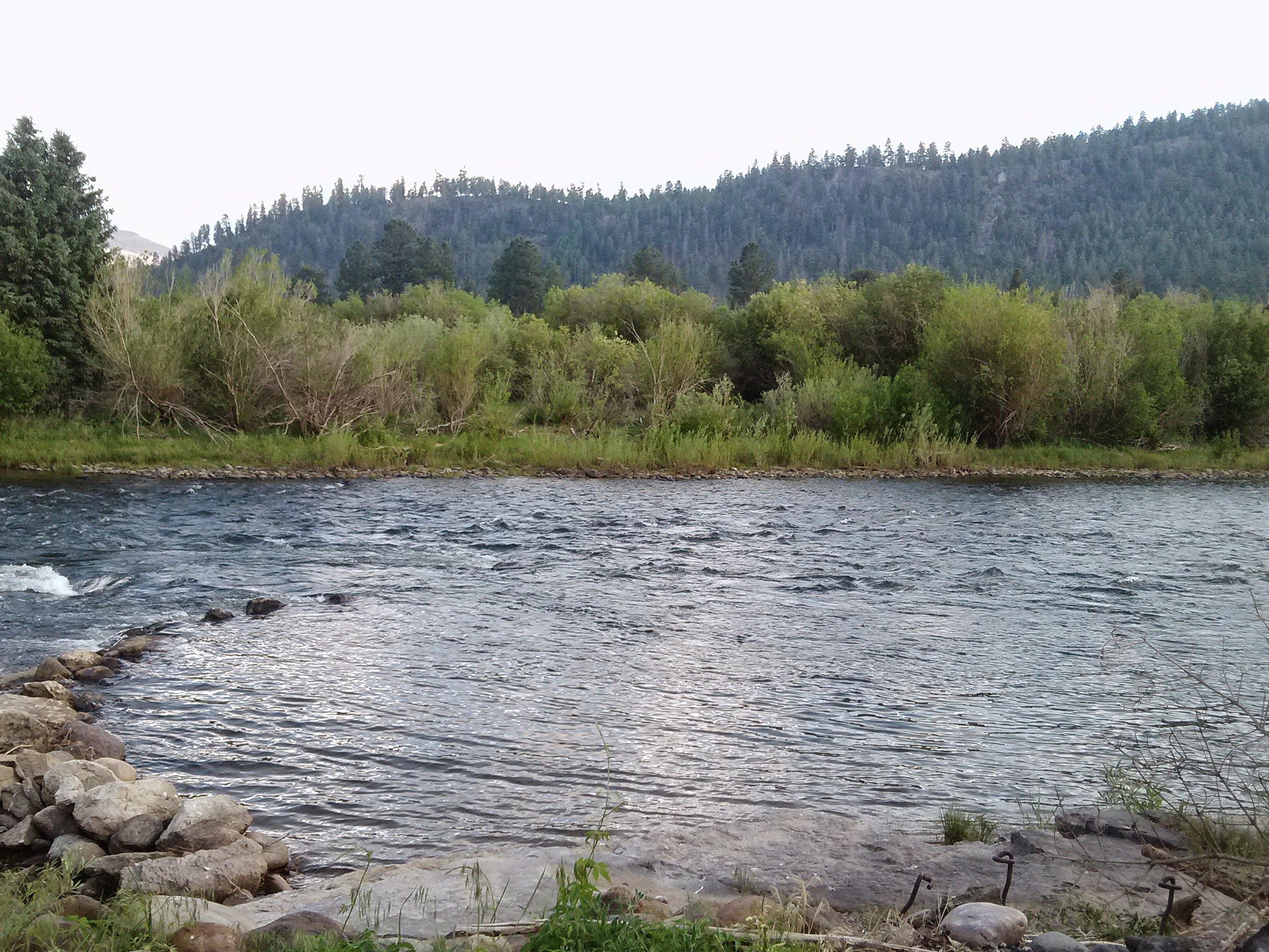 Beautiful South Fork, Colorado