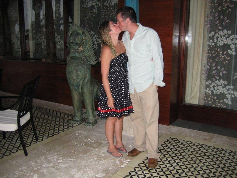 a honeymoon kiss.jpg