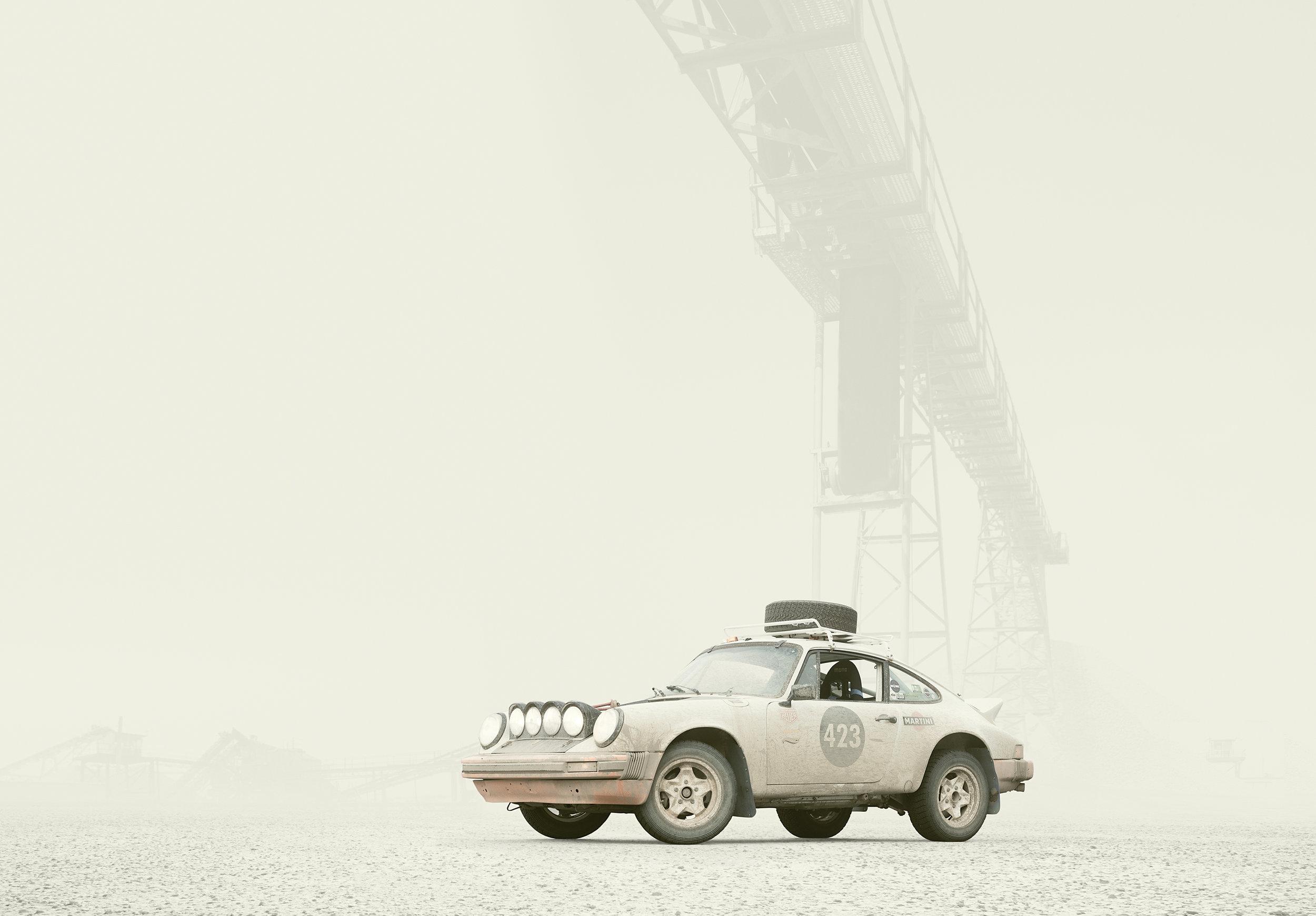 Porsche SC Safari