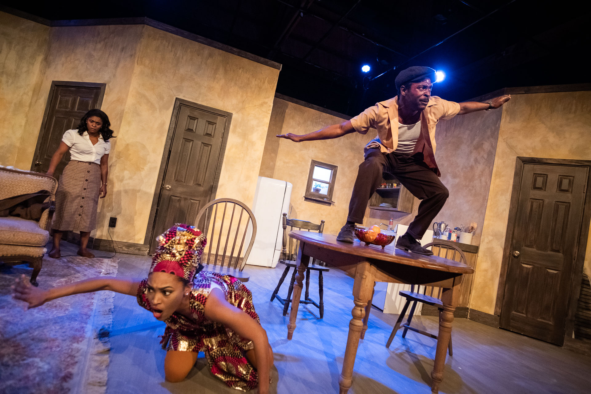 REVIEW: A RAISIN IN THE SUN - BY CHRISTINE DOLEN | SUN SENTINAL
