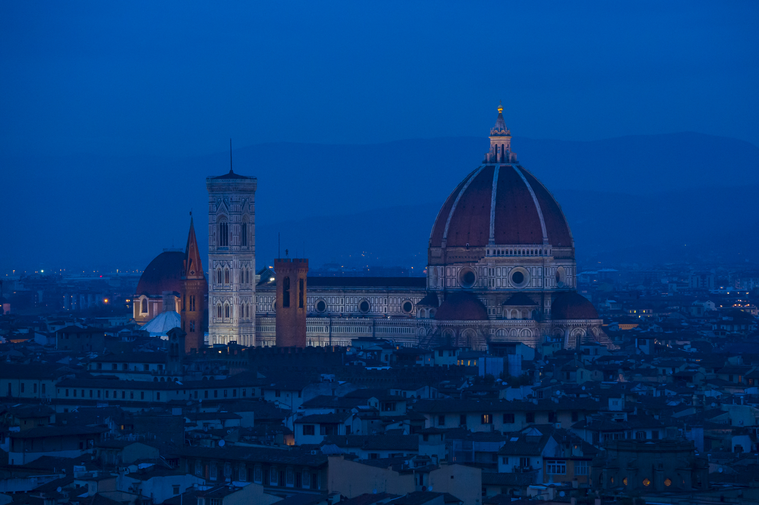 The Duomo, Florence,Italy. Hannibal, Season 3