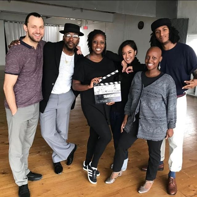 What an awesome day! We are so honored, thrilled, and humbled to be featured in the upcoming documentary @transmissionjazzdoc, a feature-length doc on jazz dance. This film also features a number of people that we know and love and we are so thankful to be included as well. Check out their page and the trailer! Shout out to the crew who flew from London, New York, and Los Angeles! . . #hollajazz #stepswithsoul #jazzitup #thankful #toronto #jazzdance #jazzmusic #torontojazz #torontodance #dance #music #transmissionjazzdoc #documentary