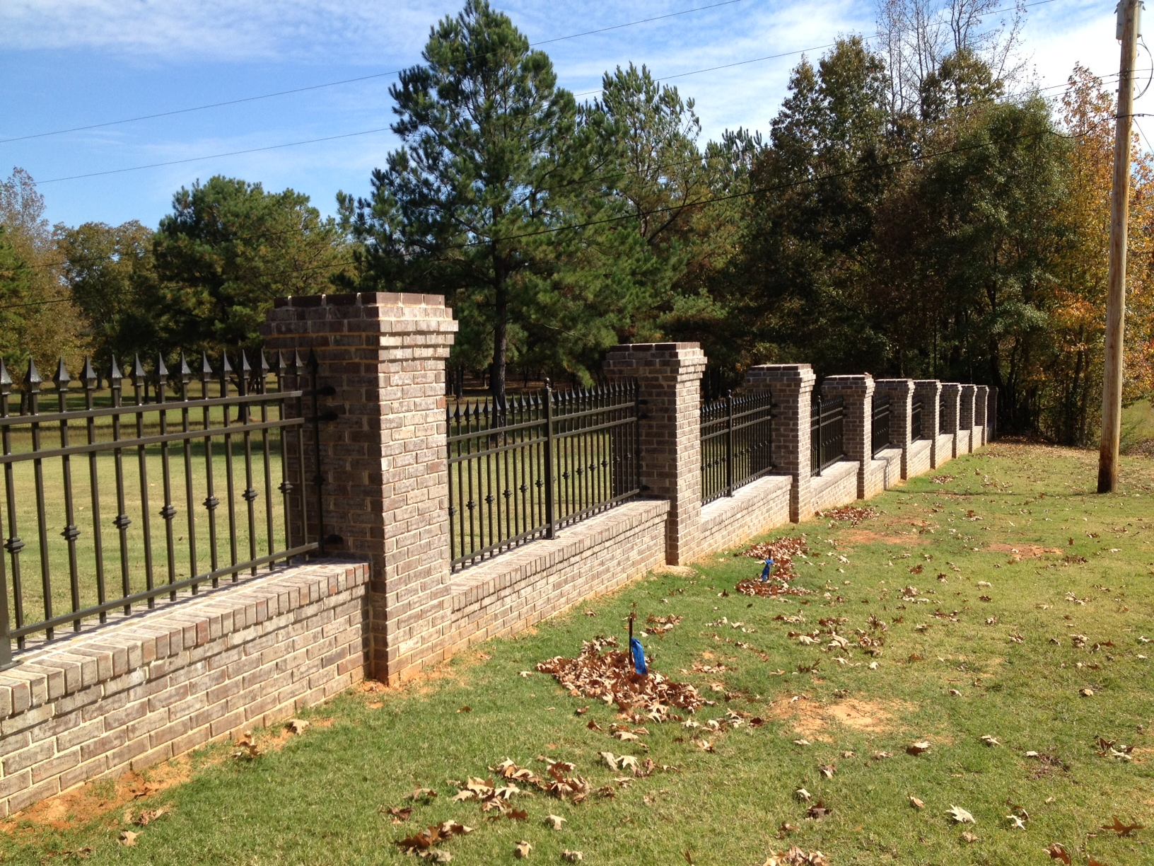 Fence on wall.JPG