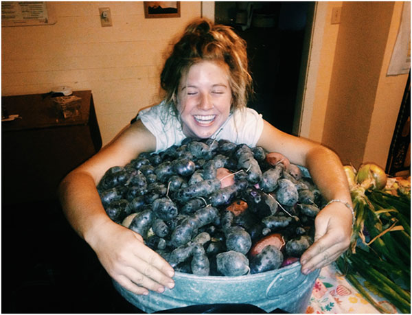 Me and all my potato friends
