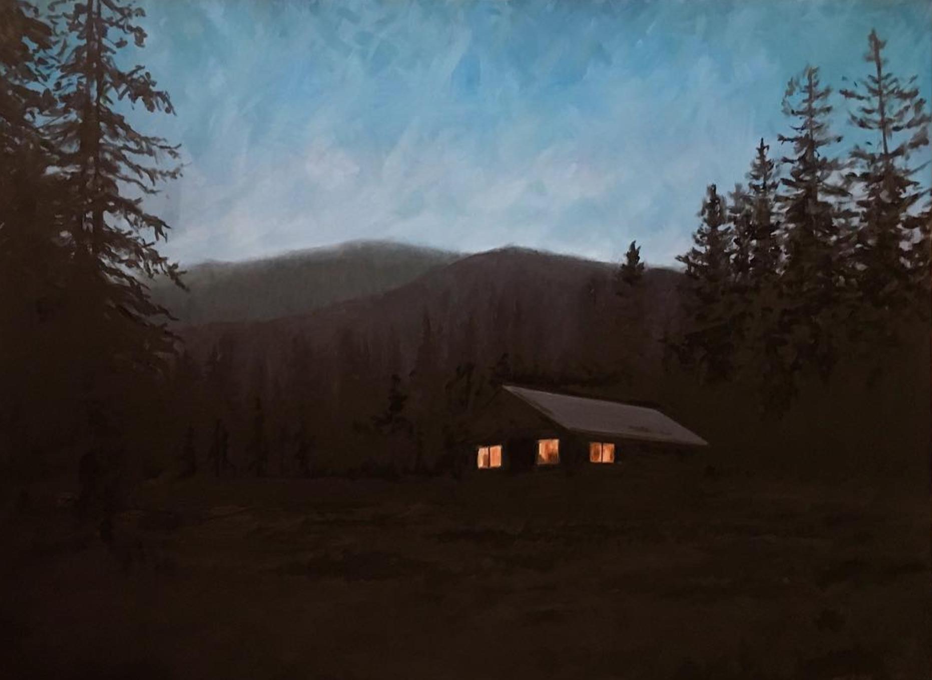 Spruce Park Ranger Cabin