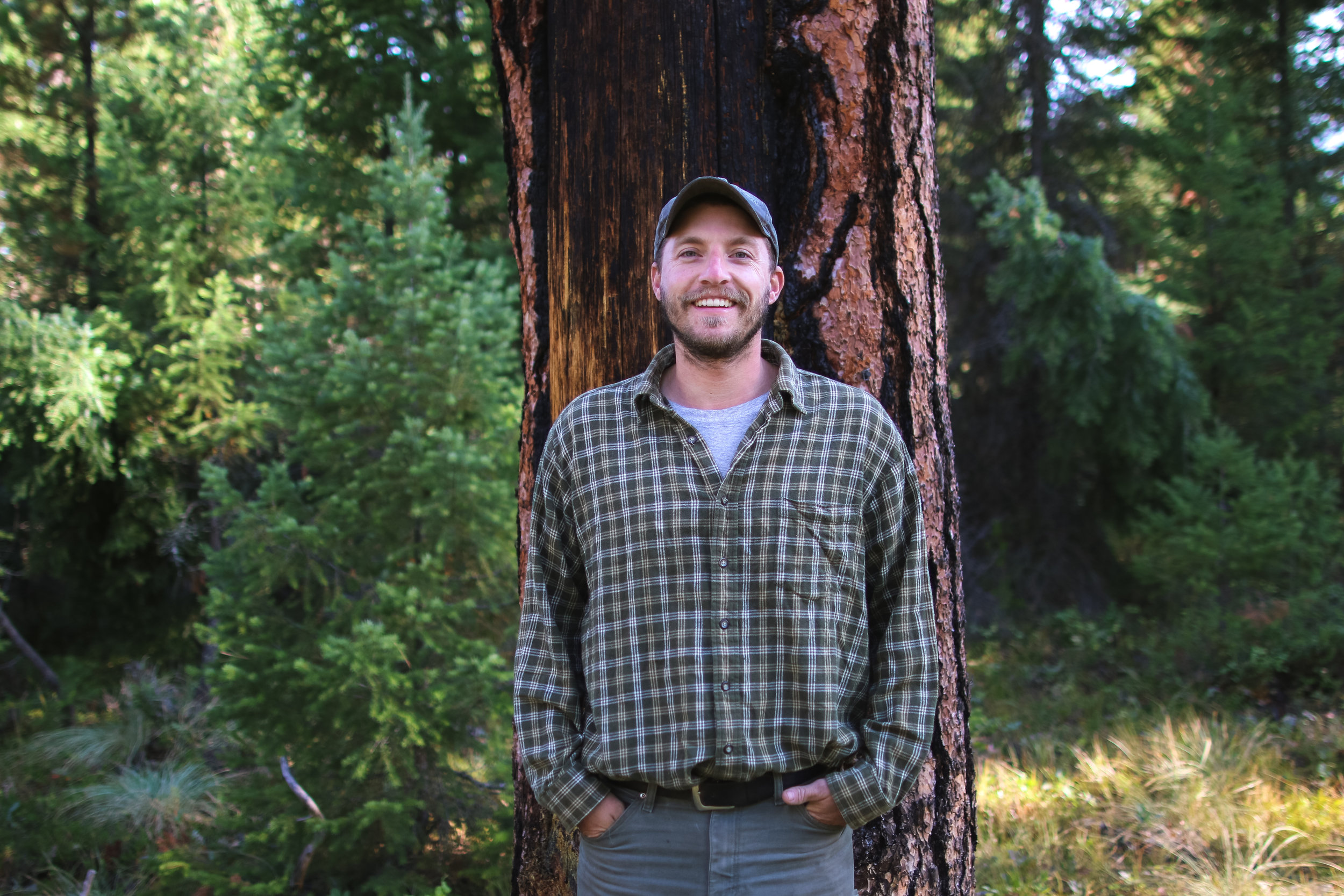 Mike looks forward to protecting healthy forests with you! Photo Credit: Andrea DiNino