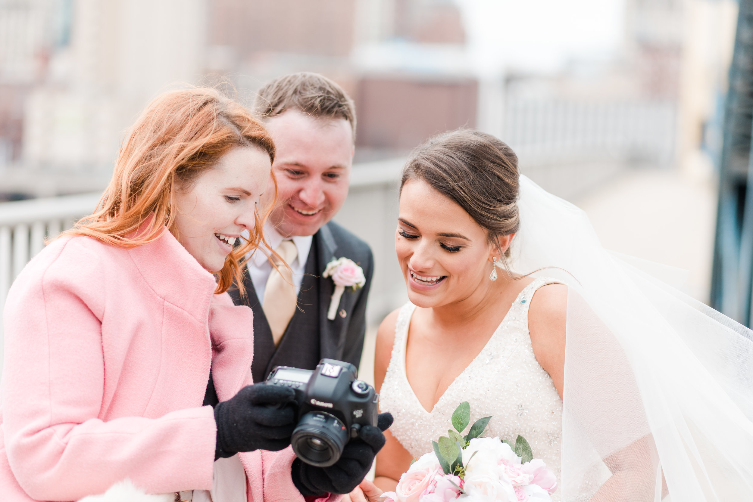 """No review I write can come close to describing how amazing Savannah is. - She captured all of the emotions of our wedding day. These photos will be cherished for a lifetime."""