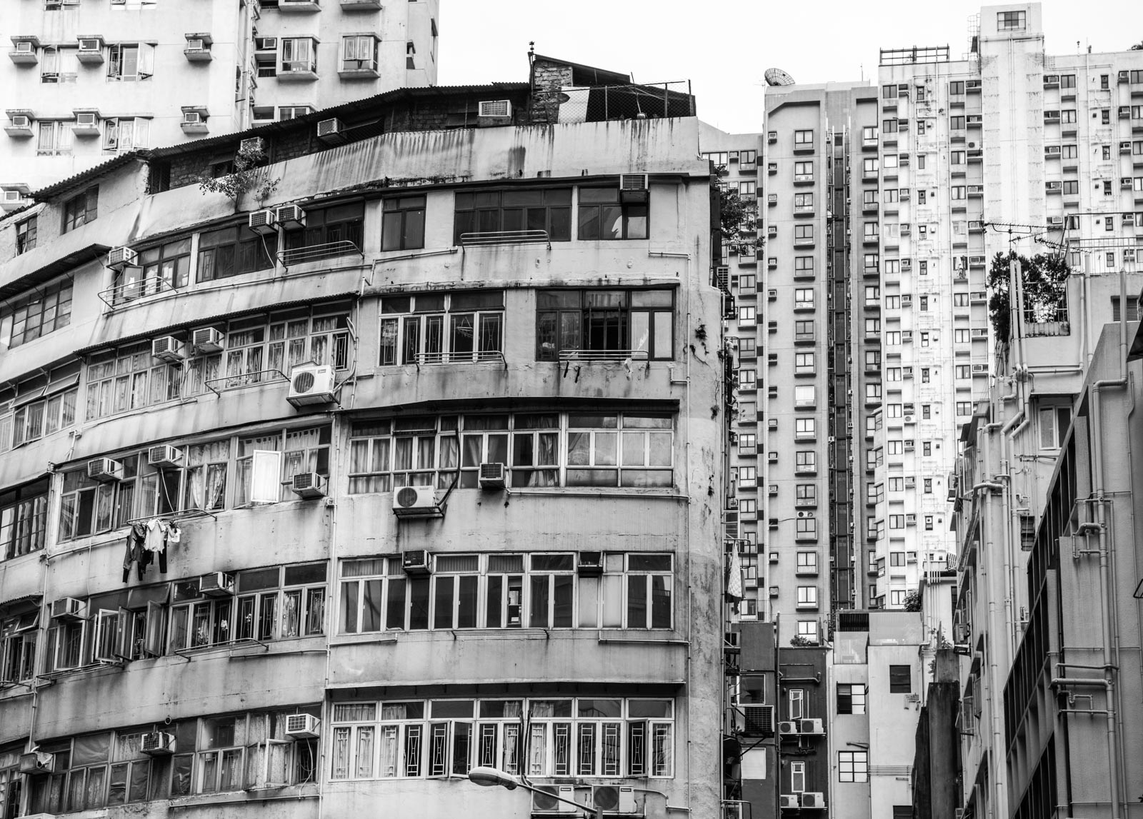 Residential Hong Kong Island