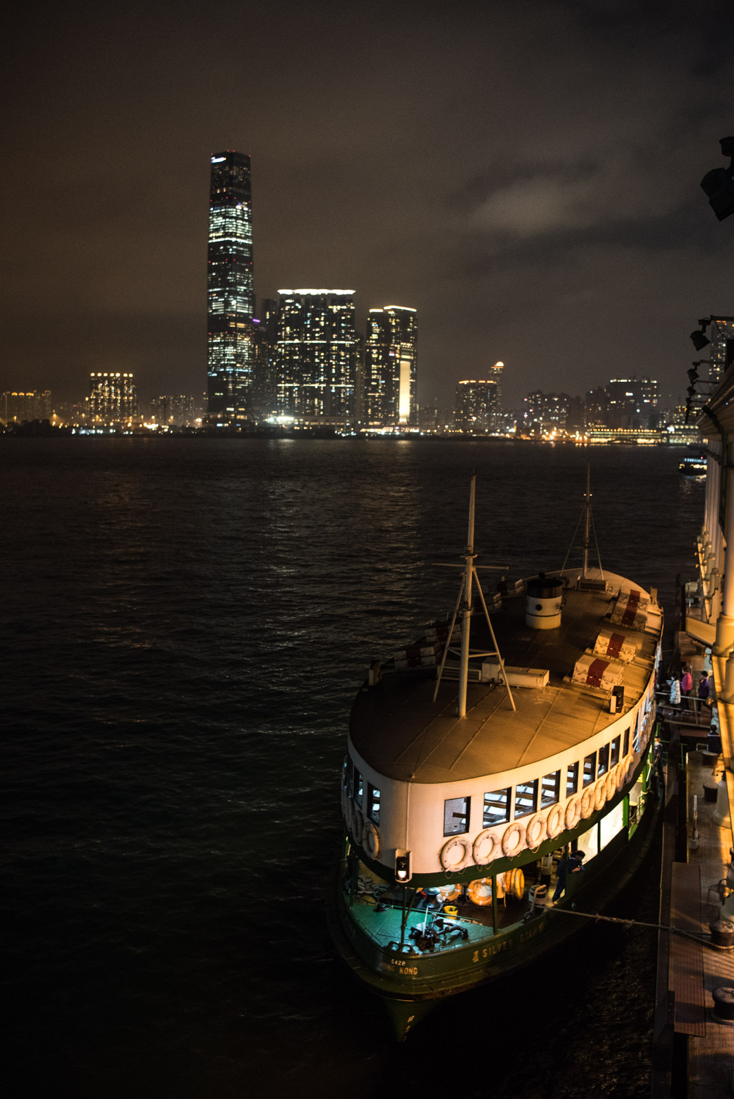 Star Ferry, Central