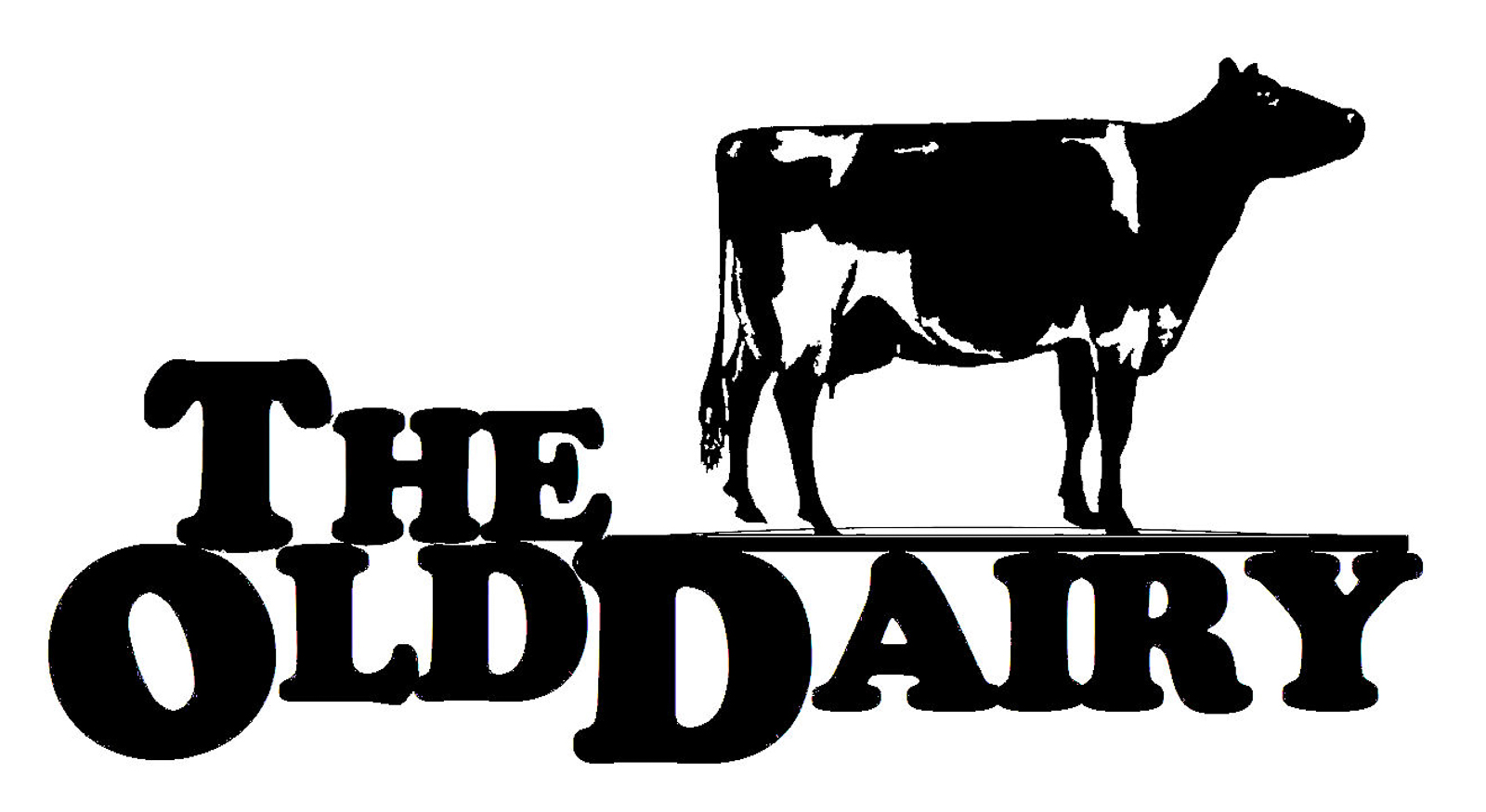Cow + The Old Dairy Plaque.jpg