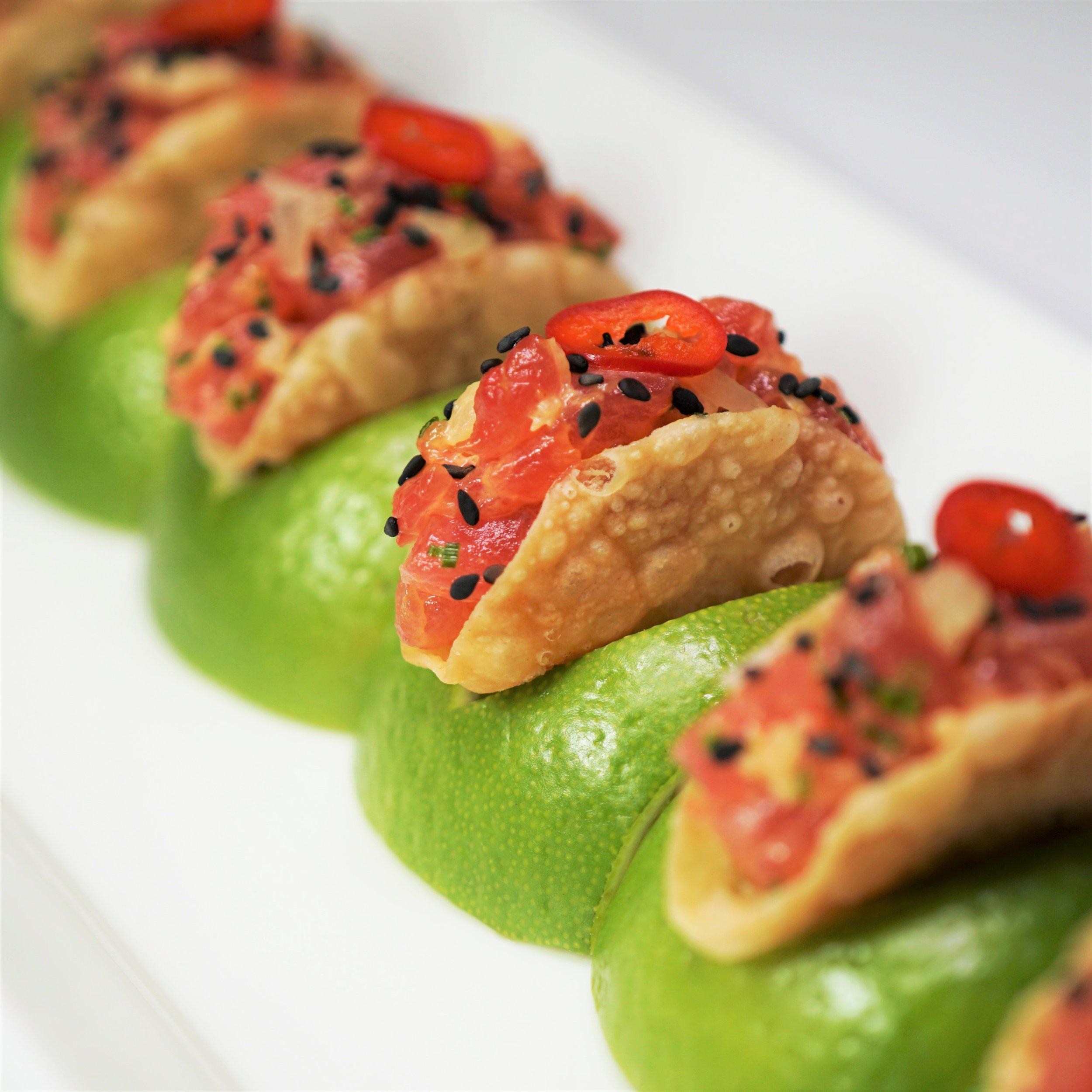 Spicy Tuna Taco.JPG