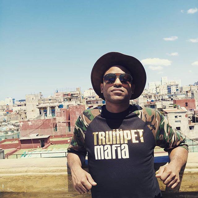 #trumpetmafia® in Havana