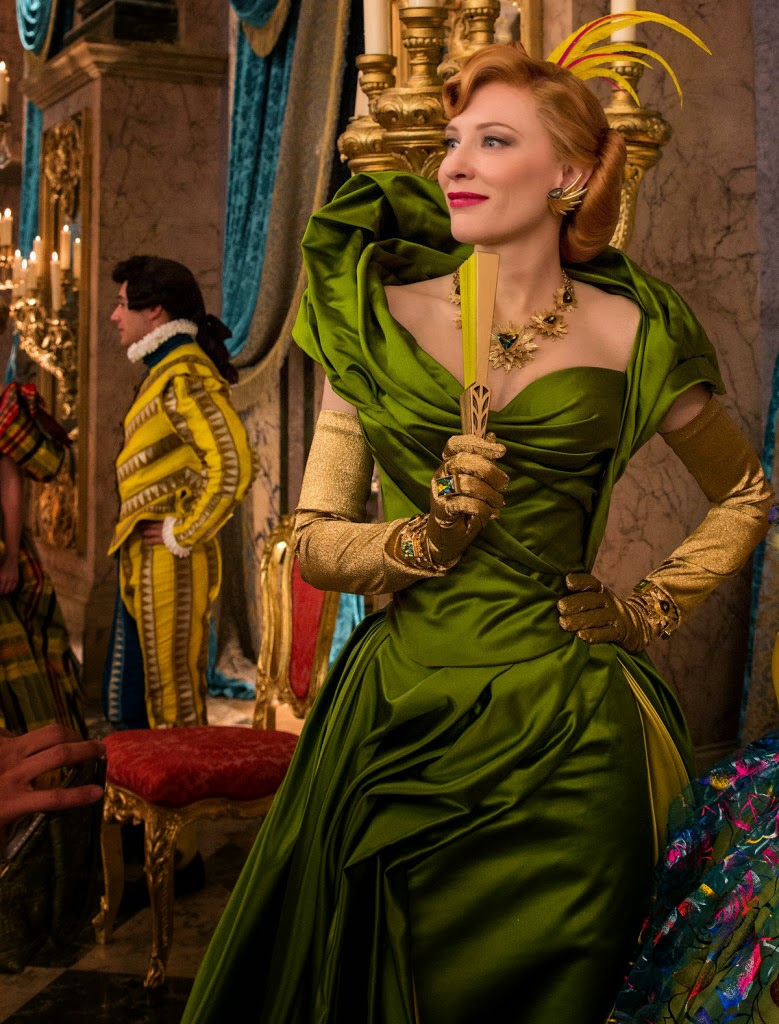 Lady Tremaine from Cinderella (2015)