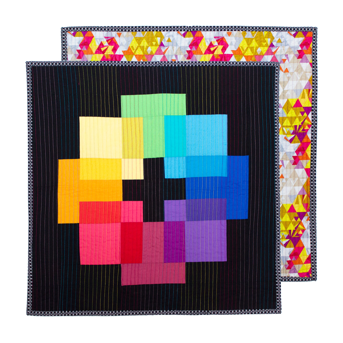 LUMINOUS QUILT Pattern by Abby Things for Boys