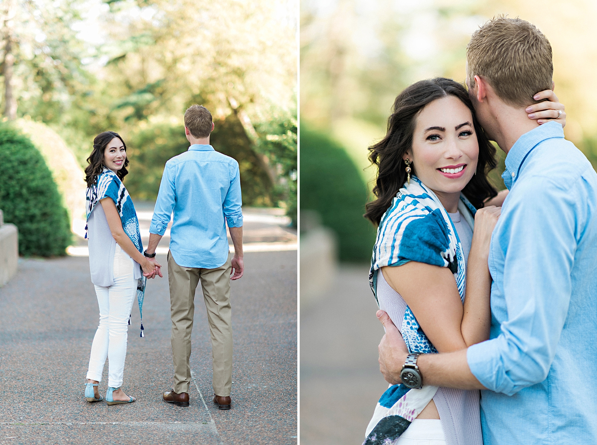 Romantic Seaside Beach Engagement Shoot in Lulu's long flowy maxy dress_005.jpg