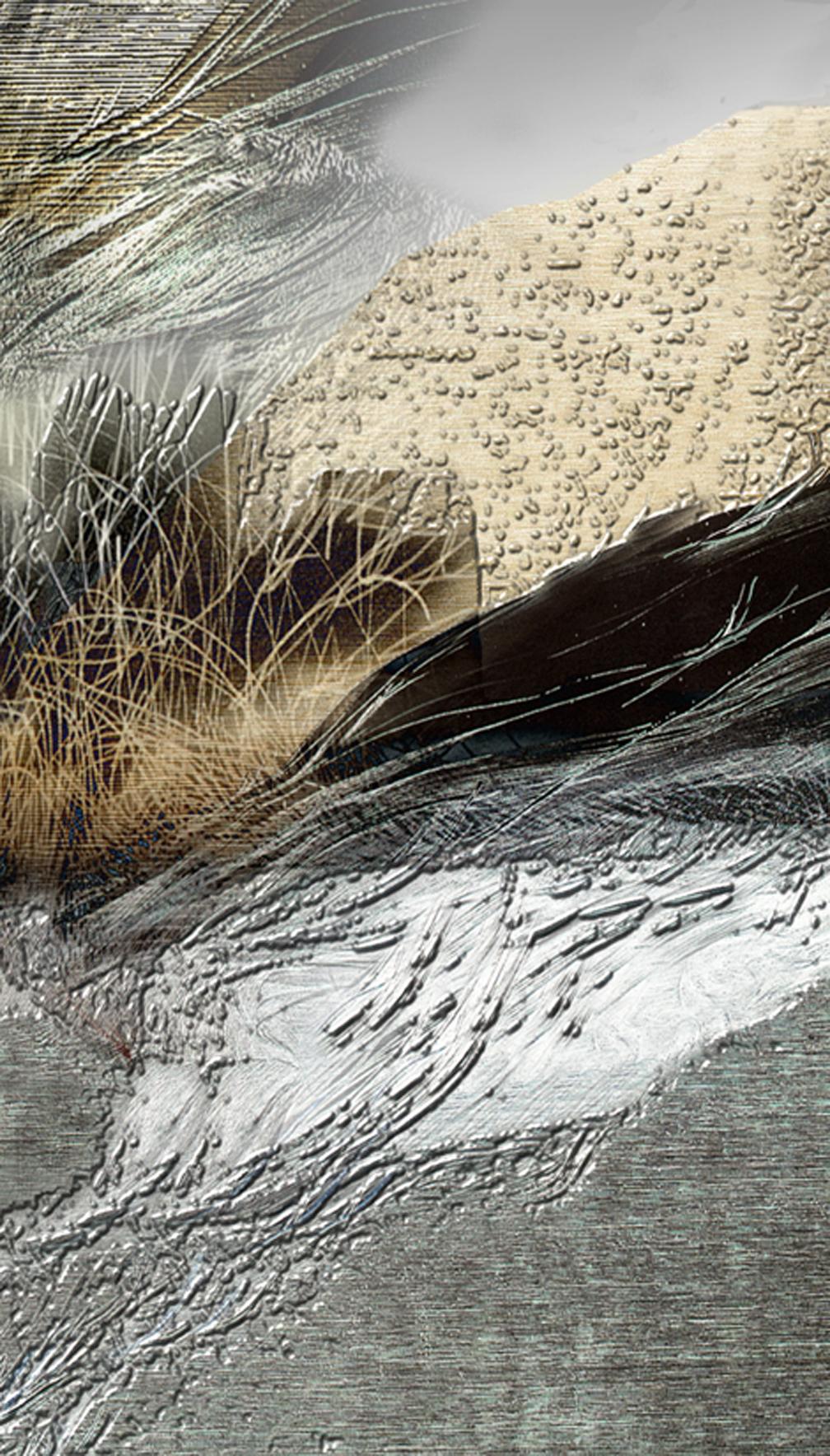 Oceany traw 2, Kołysane wiatrem, 100x70, 2000.jpg