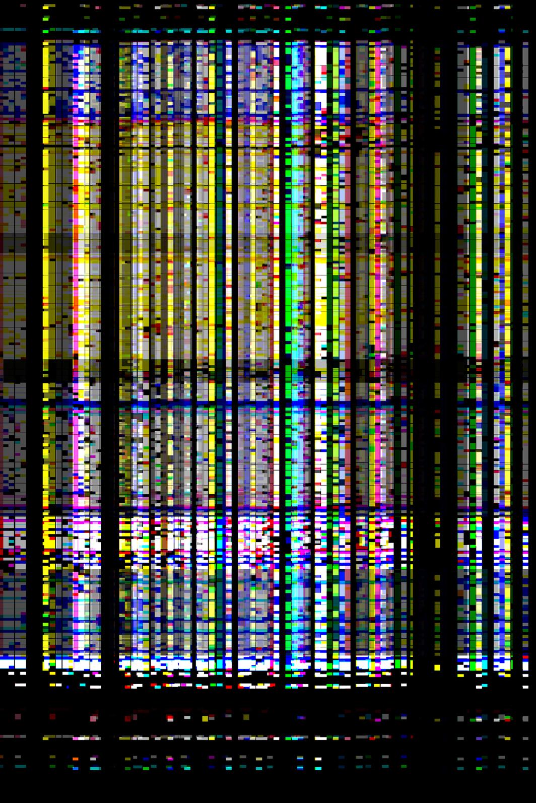 Pole widzenia, Światła 6, 147x98, 2012.jpg