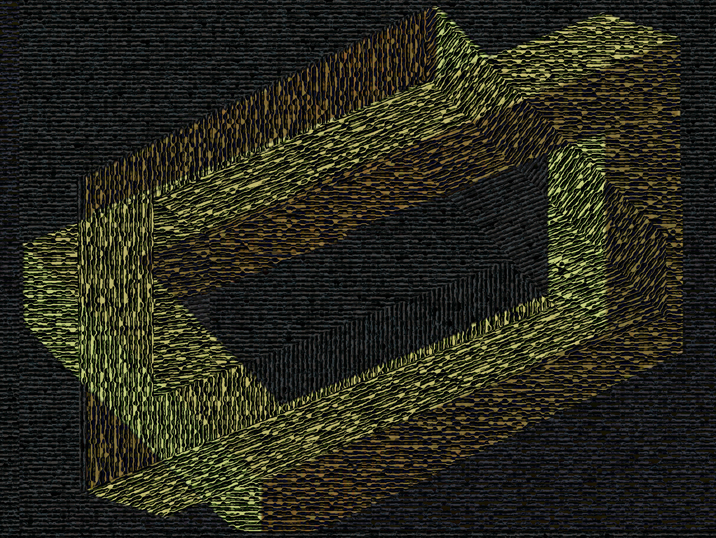 Figury niemożliwe 17, 40x60, 2013.jpg