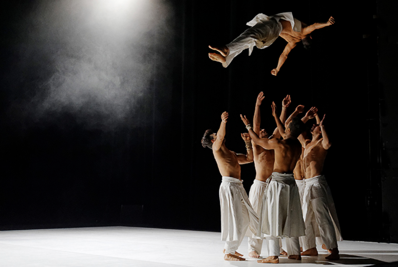 Compagnie Hervé KOUBI — Celebrate Brooklyn!   July 27 — Gates at 7PM, Show at 8PM   Nick, I want to go!