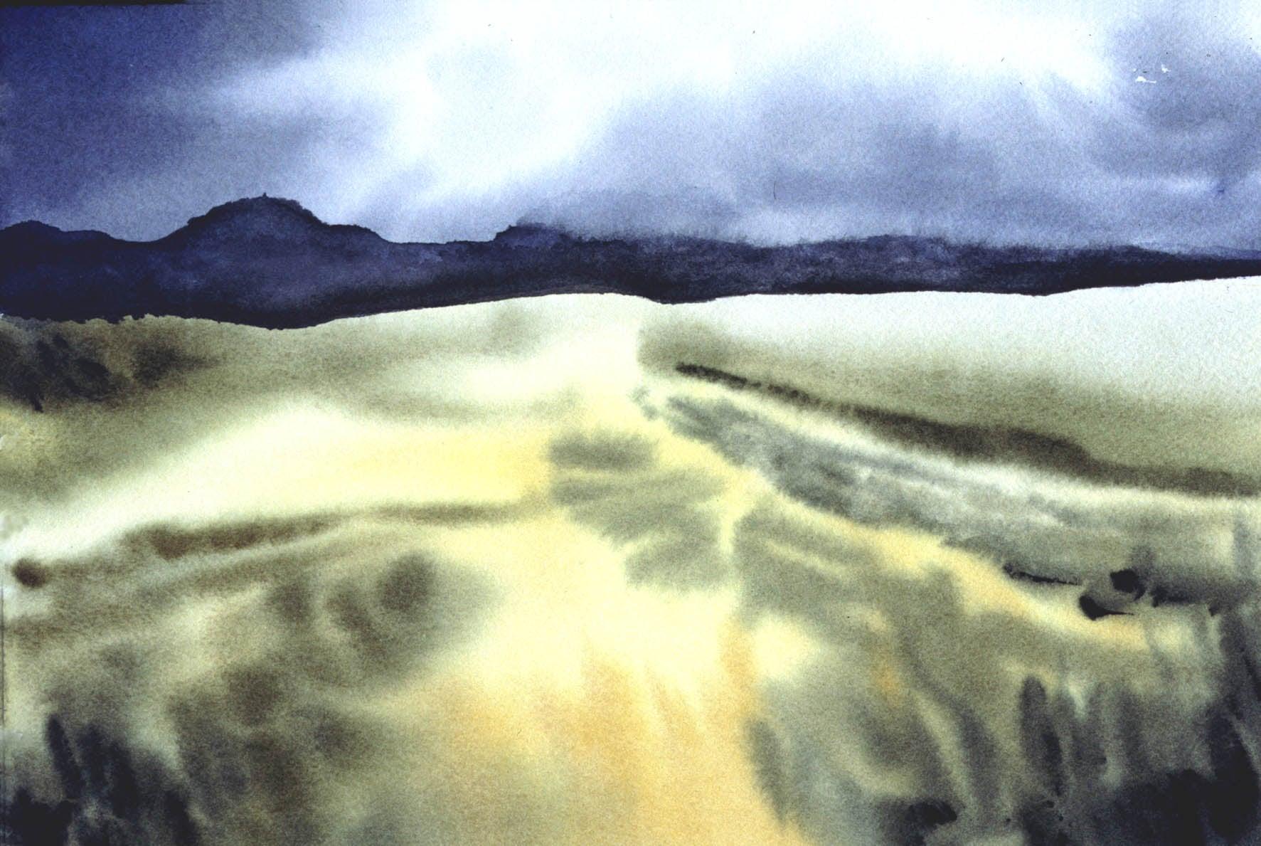 GRAY SKY-ICELAND