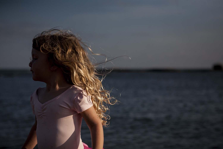CT beach ballerina