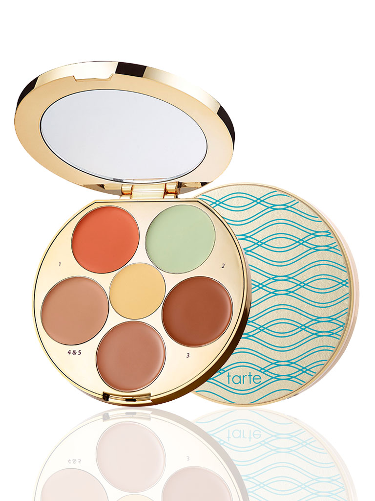 Tarte Rainforest of The Sea Wipeout Color Correcting Palette, $54. Available at Sephora.