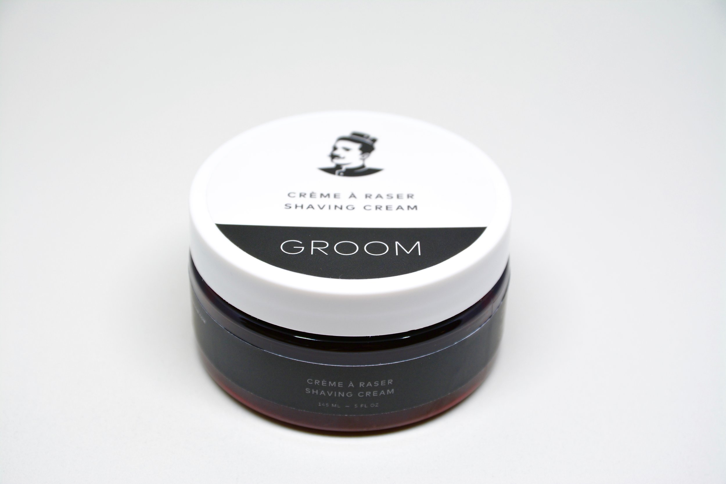 Shaving Cream, Les industries Groom,  $24. Available on  www.lesindustriesgroom.com  and select RW&CO stores across Canada. Consider this new line like the craft brewery of your grooming routine. Hand-made in Montreal with all-natural ingredients like cocoa butter and coconut oil, plus fresh subtle scents like clary sage and juniper - it's definitely one to watch. Use this shaving cream with a brush to get a super creamy lather and closer shave.