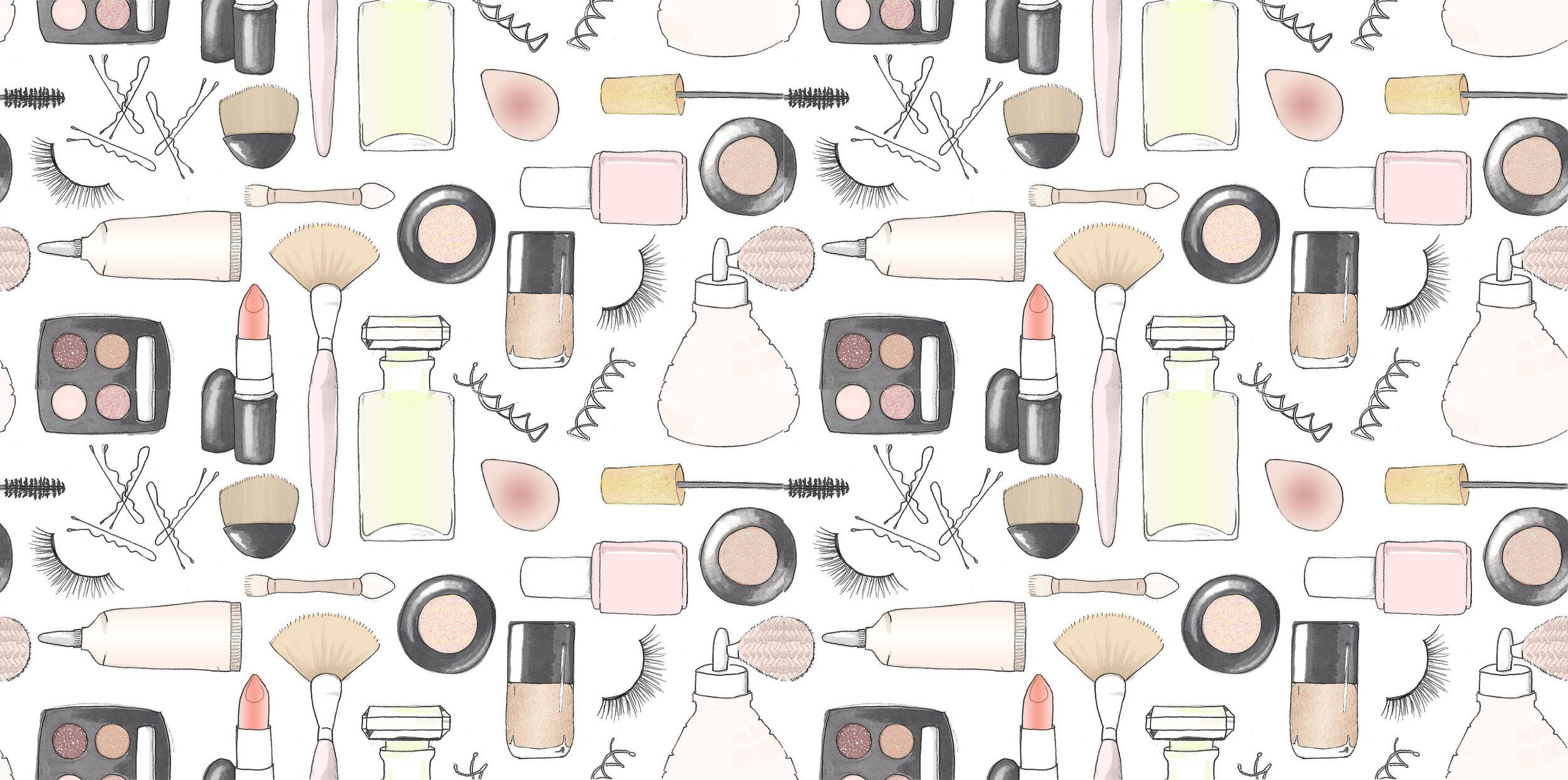 Beauty pattern - jill dunn