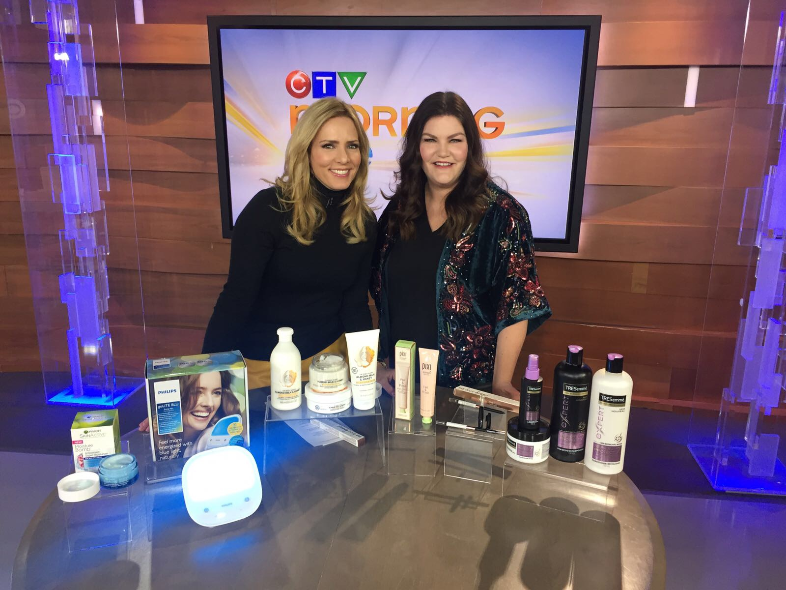 CTV Morning Live Vancouver - Red Carpet Beauty Musts