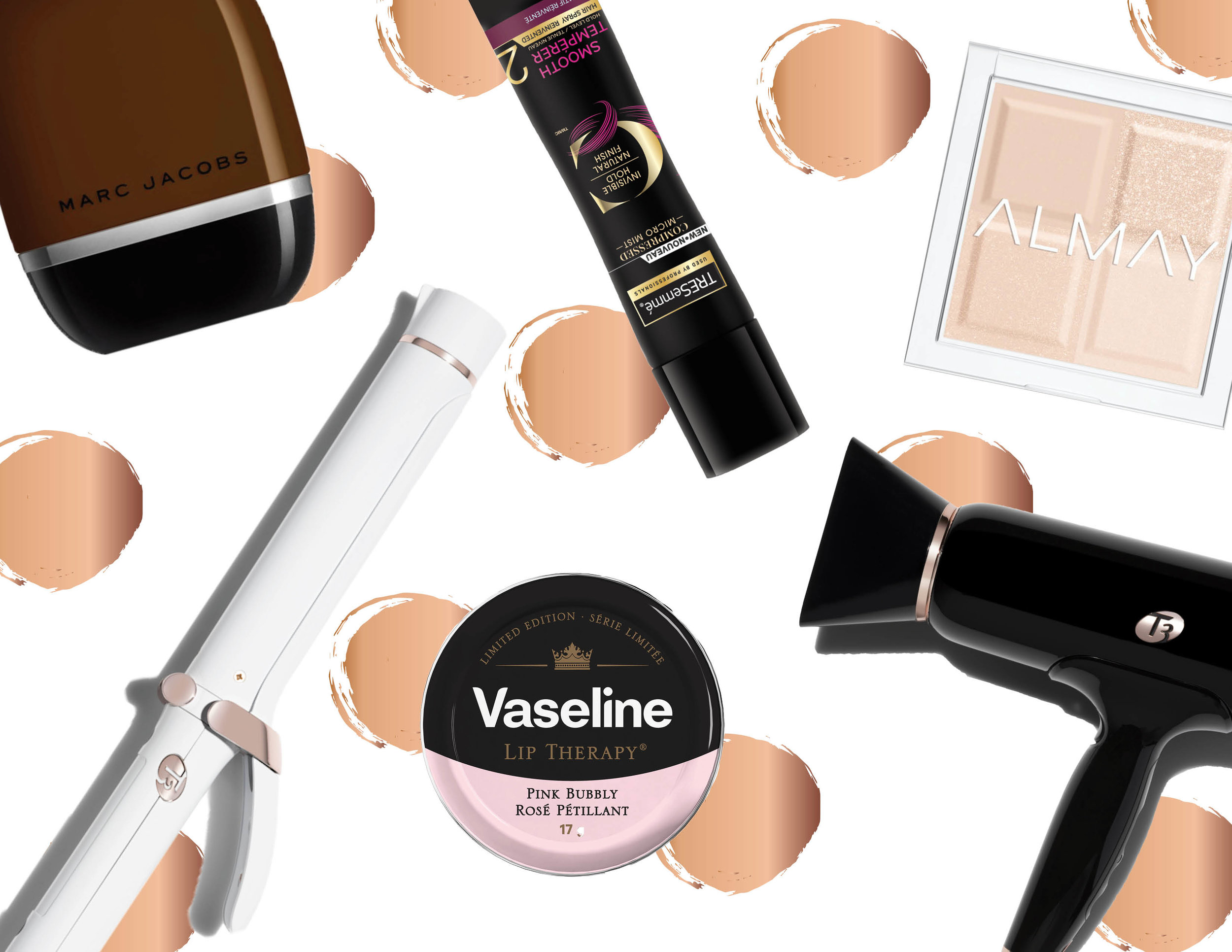 Red carpet beauty 2018 essentials